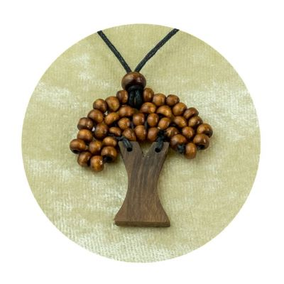 Pendant Tree - brown