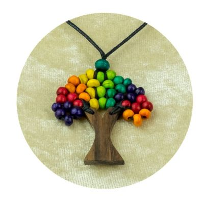 Pendant Tree - varicoloured