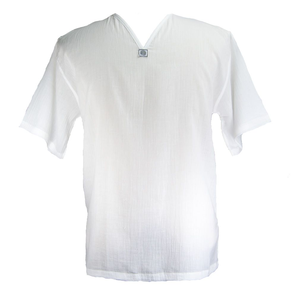 Kurta Lamon Sederhana - men's shirt with short sleeves