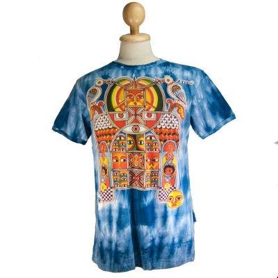 Men's t-shirt Sure Aztec Day&Night Blue | M, L, XL, XXL