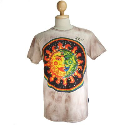 Men's t-shirt Sure Celestial Emperors Brown | M, L, XL, XXL