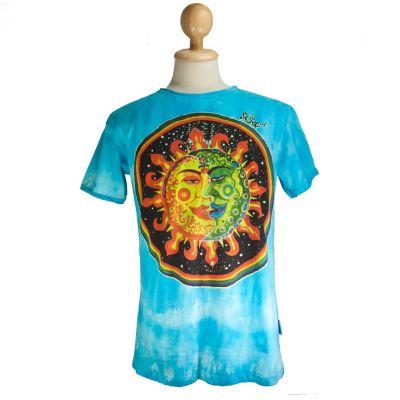 Men's t-shirt Sure Celestial Emperors Turquoise | M, L, XL, XXL