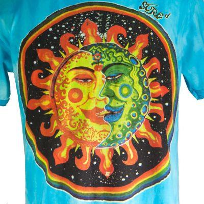 Men's t-shirt Sure Celestial Emperors Turquoise