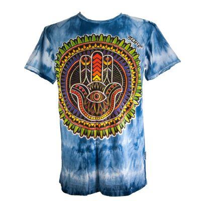 Men's t-shirt Sure Hand of Fatima Blue | M, L, XL, XXL