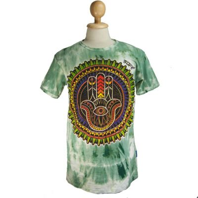 Men's t-shirt Sure Hand of Fatima Green | M, L, XL, XXL