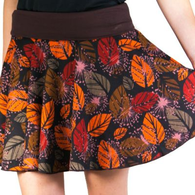 Autumn / spring mini-skirt Ketut Daun