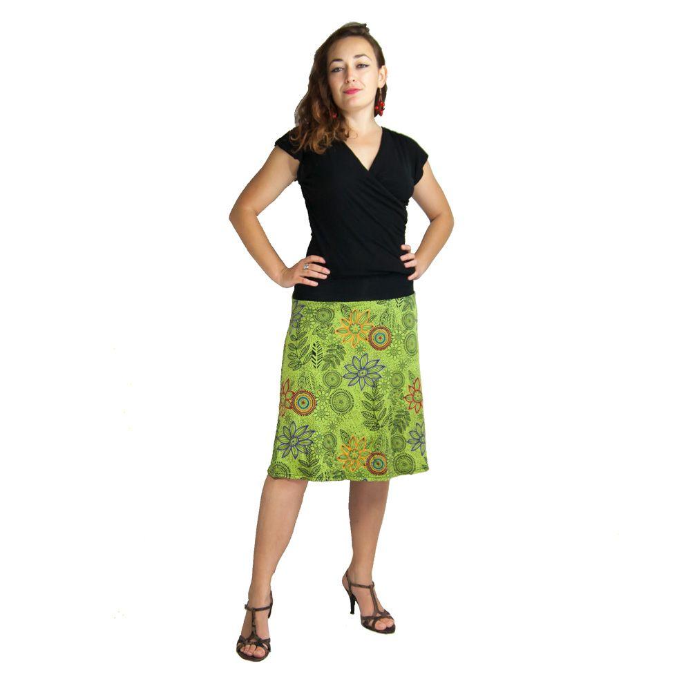 A-line skirt Panitera Bahar