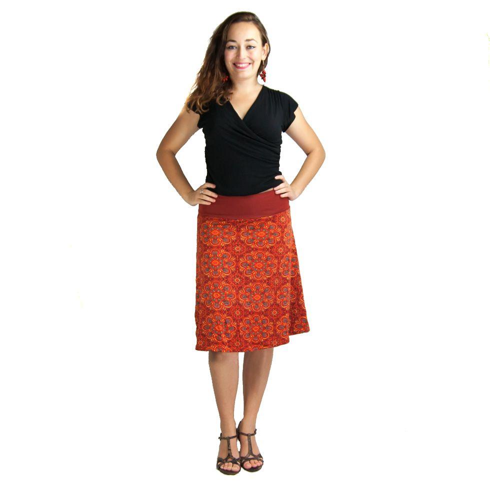 A-line skirt Panitera Raelyn