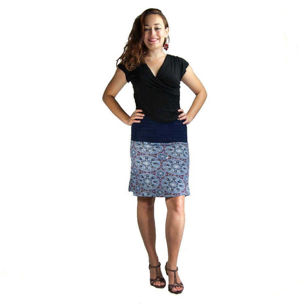 Middle-sized skirt Ibu Ubon