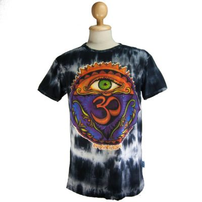 T-shirt Third Eye Black