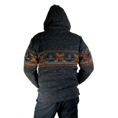 Woollen sweater Pumori Twilight