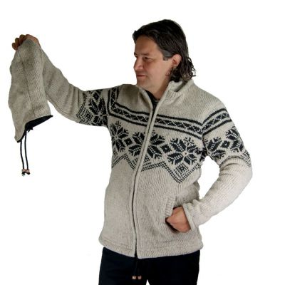 Woollen sweater Snowstorm