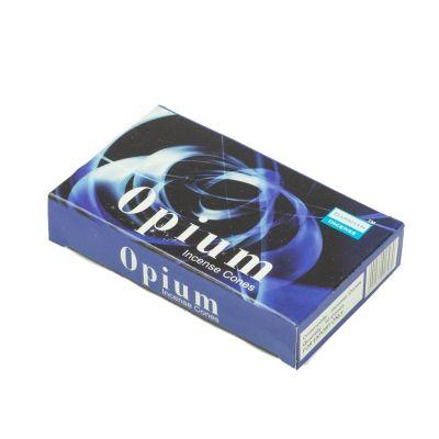 Incense cones Darshan Opium