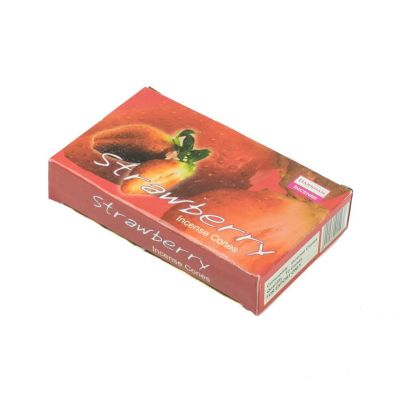 Incense cones Darshan Strawberry
