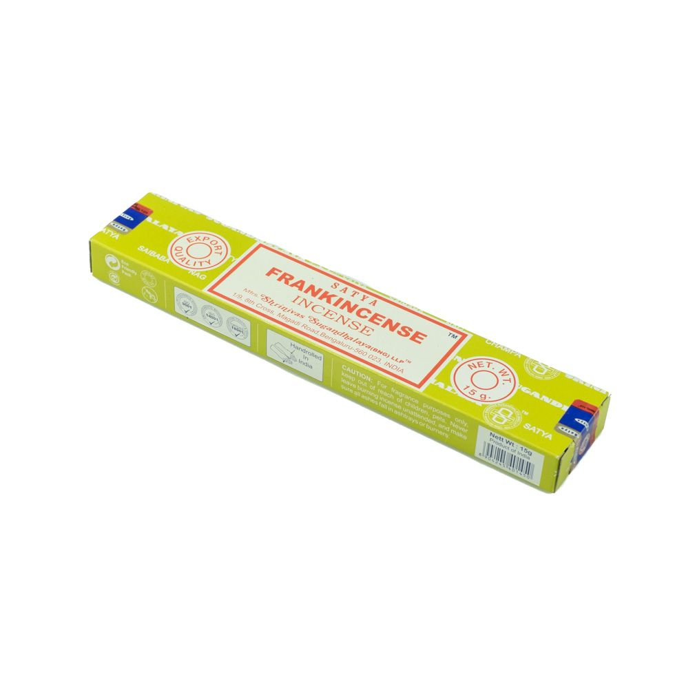 Incense Satya Frankincense