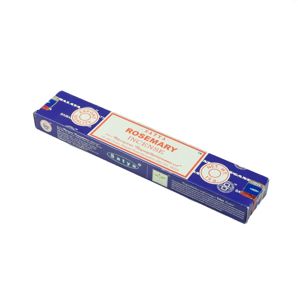 Incense Satya Rosemary