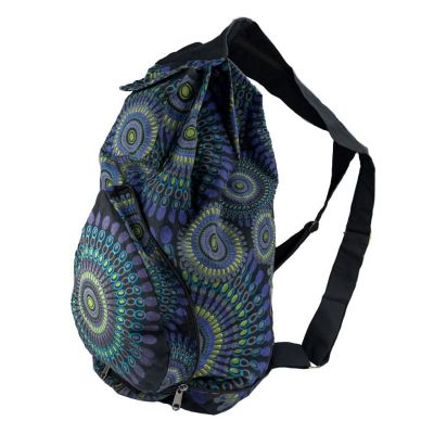 Backpack Mandala Black