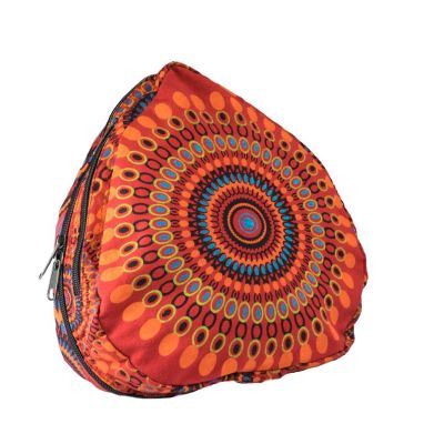 Backpack Mandala Red