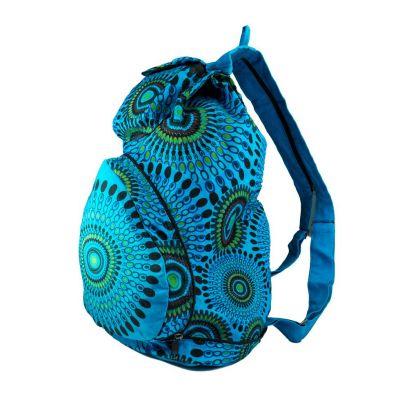 Backpack Mandala Turquoise