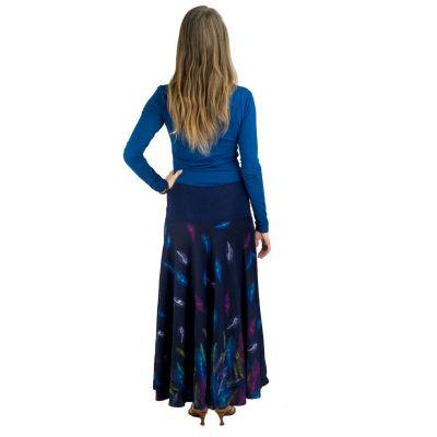 Spring / autumn skirt Bulu Merak