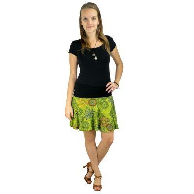 Skirt Lutut Bahar