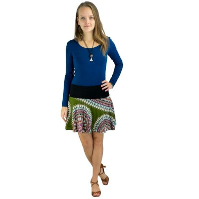 Skirt Lutut Fabienne