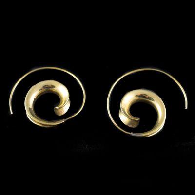 Earrings Kanti