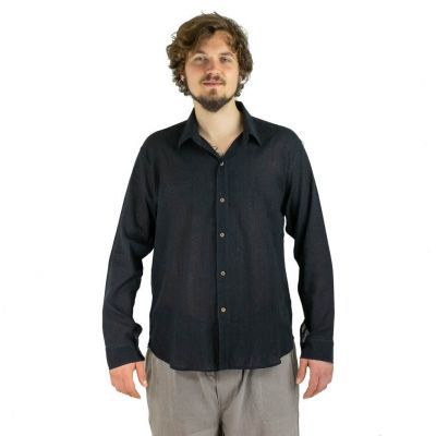 Shirt Tombol Black