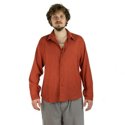 Shirt Tombol Orange