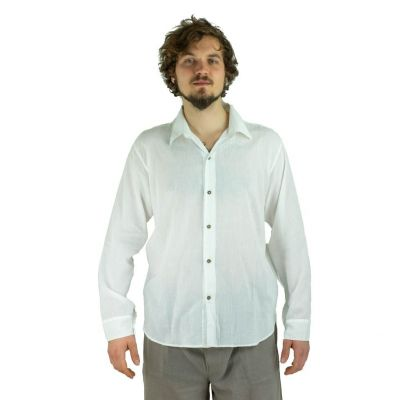 Shirt Tombol White