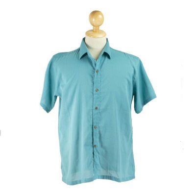 Shirt Jujur Maya Blue