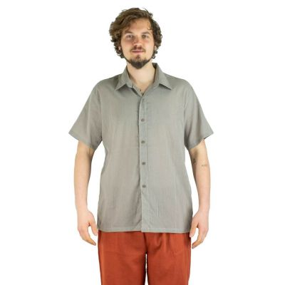 Shirt Jujur Medium Brown
