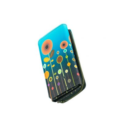 Wallet 70sUP Neptune Field, large