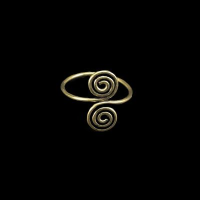 Ring Glencora Brass