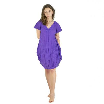 Dress Chailai Yaw Purple