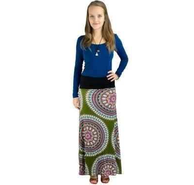Skirt Panjang Fabienne