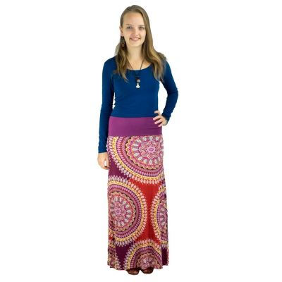 Skirt Panjang Wei