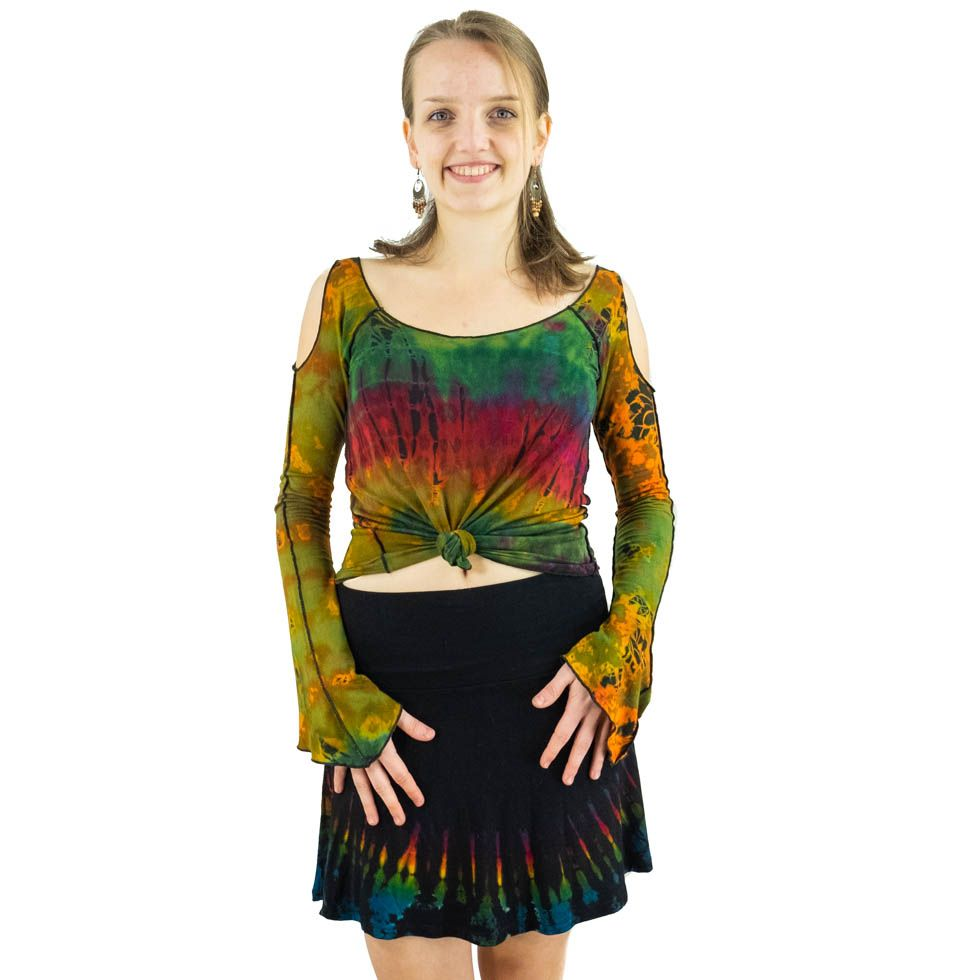 Tie-dyed top Dunia Besar Thailand