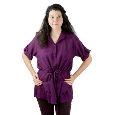 Shirt Sumalee Purple