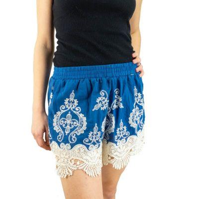 Shorts Aom Biru