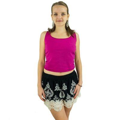 Shorts Aom Hitam