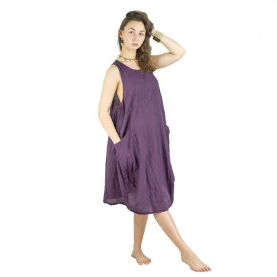 Dress Kwanjai Purple