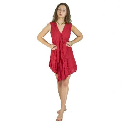 Dress Prisana Burgundy