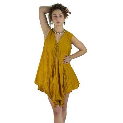 Dress Prisana Mustard