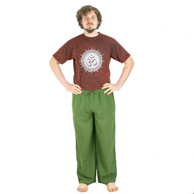 Trousers Tanawat Green