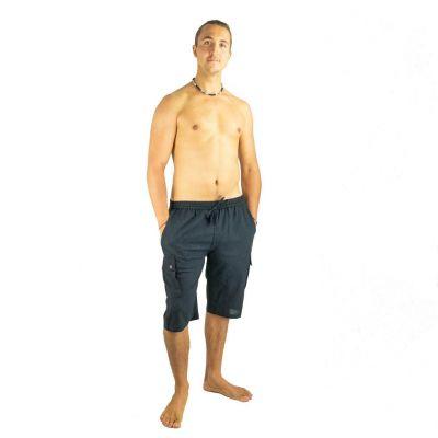 Shorts Lugas Hitam