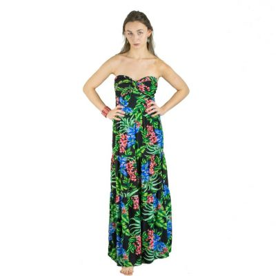 Dress Kosum Tropical