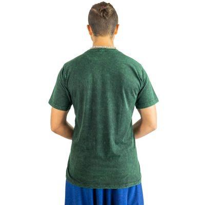 T-shirt Kirat Green Nepal