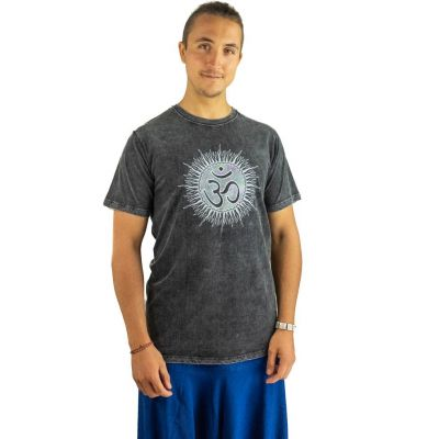 T-shirt Om Senang Black | M, L, XL, XXL