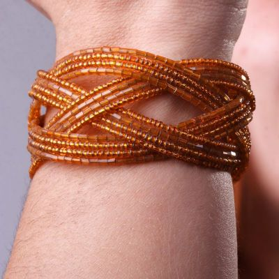 Bead bracelet Rambut Harimau